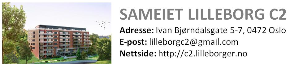 Velkommen til Lilleborg C2!